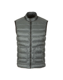 Belstaff Mens Blue Harbury Down Gilet