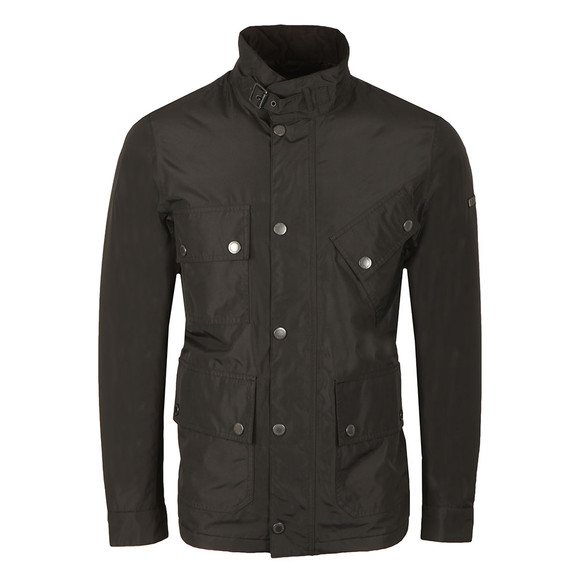 Barbour International Mens Black Tyne Jacket main image