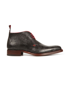 Jeffery West Mens Black Dexter Masuka Boot