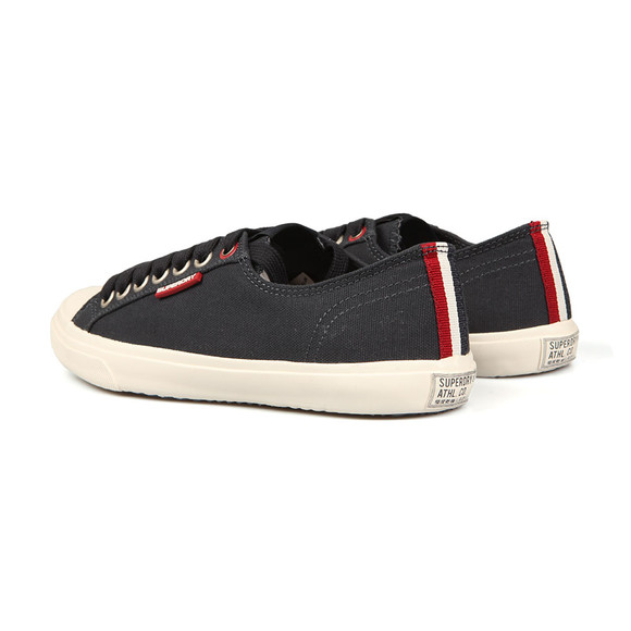 Superdry Mens Blue Low Pro Sneaker main image