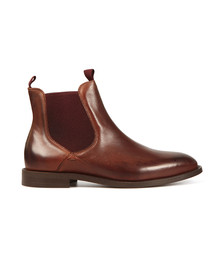 H By Hudson Mens Brown Wynford Chelsea Boot
