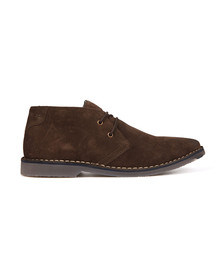 Superdry Mens Brown Winter Rallie Boot