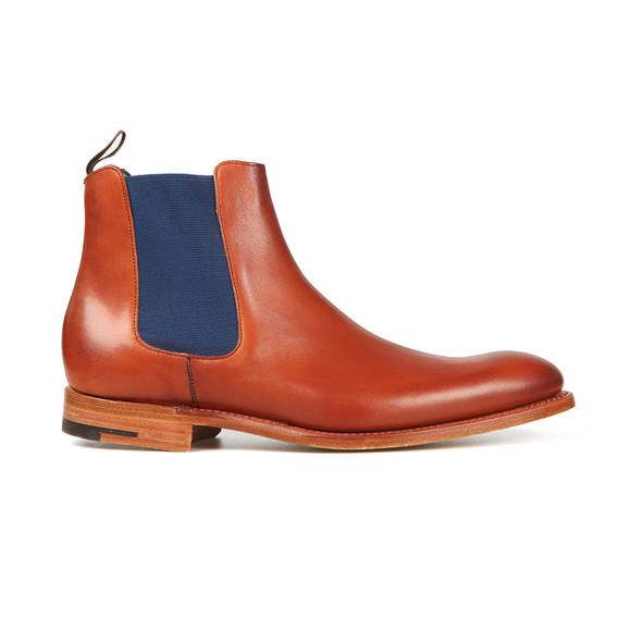 Barker Mens Red Hopper Boot