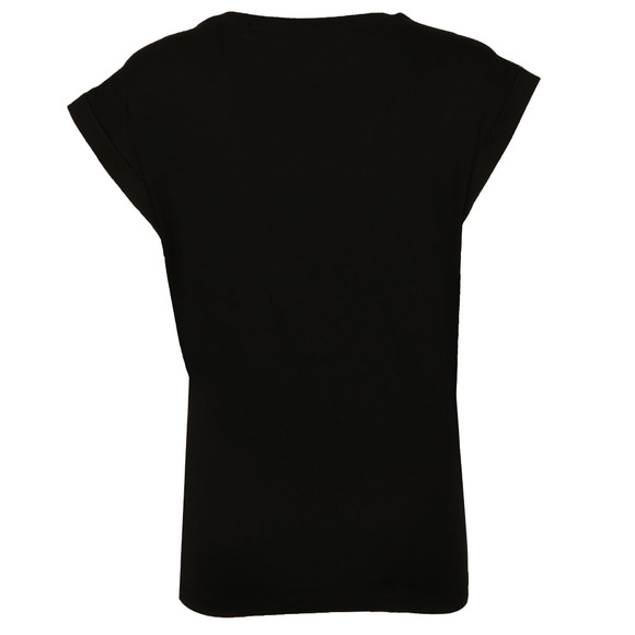Adidas Originals Womens Black Jardim A T-Shirt main image