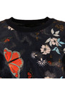 Khlo Kyoto Gardens Jacquard Jumper additional image