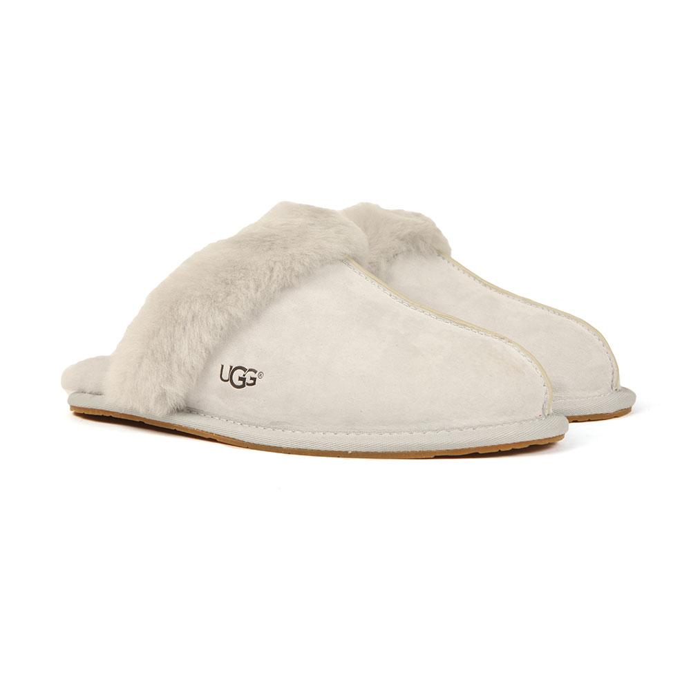 49e16c56214 Womens Grey Scuffette II Slipper