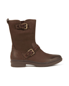Ugg Womens Brown Jenise Boot