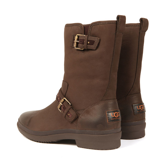 Ugg Womens Brown Jenise Boot main image