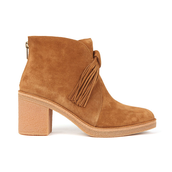 Ugg Womens Brown Corin Boot main image