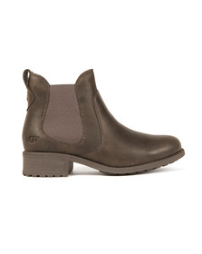 Ugg Womens Grey Bonham Ankle Boot