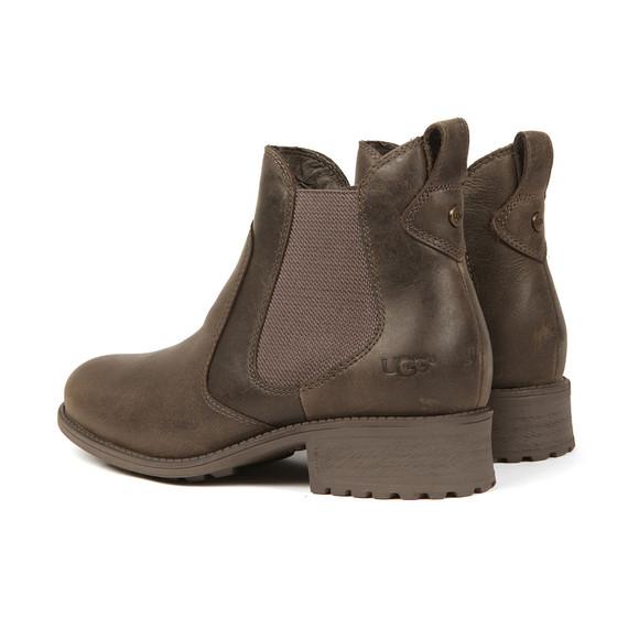 Ugg Womens Grey Bonham Ankle Boot main image