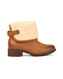Ugg Womens Brown Aldon Boot