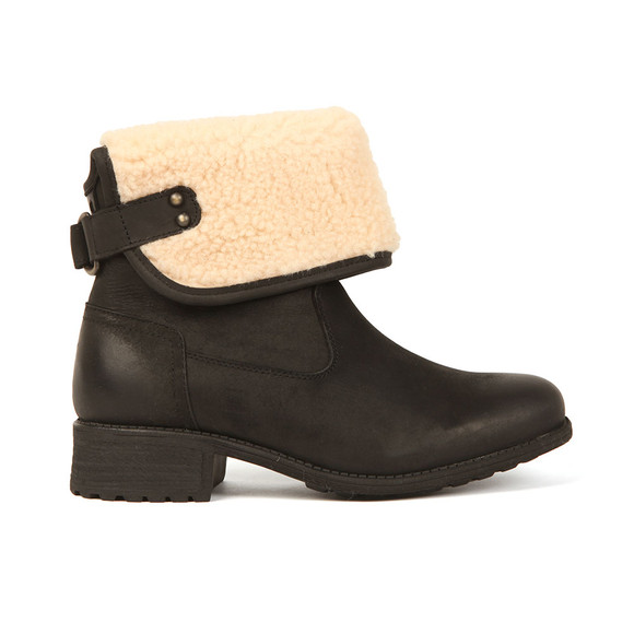 Ugg Womens Black Aldon Boot