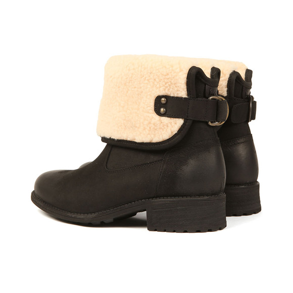 Ugg Womens Black Aldon Boot main image