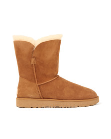 Ugg Womens Brown Classic Cuff Short Boot