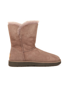 Ugg Womens Grey Classic Cuff Short Boot