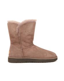 Ugg Womens Grey Classic Cuff Short Boot