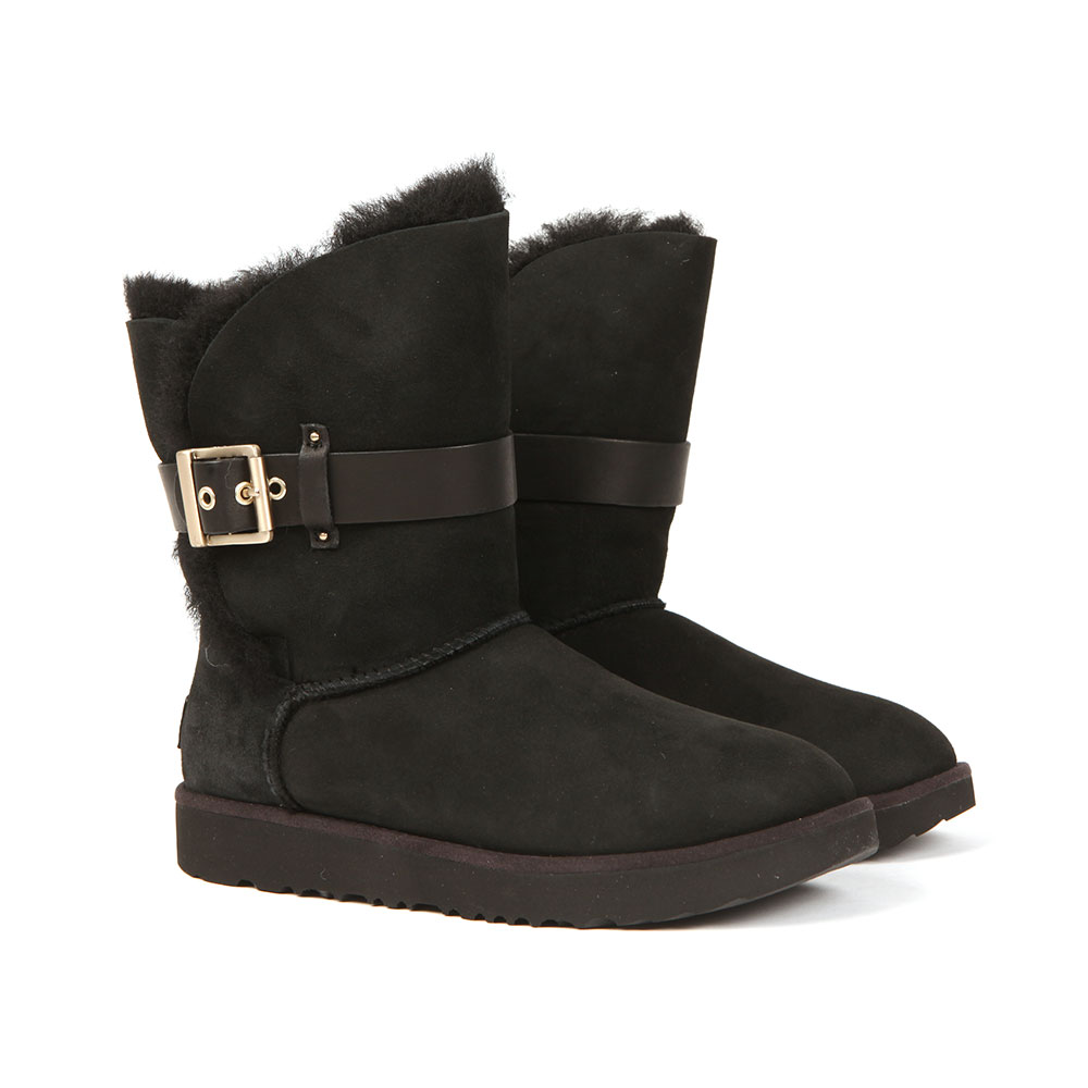 e41ad6cc78a Womens Black Jaylyn Boot