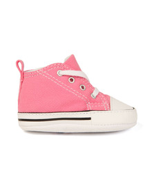 Converse Unisex Pink Converse First Star Canvas