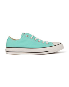 Converse Womens Turquoise All Star Seasonal Ox