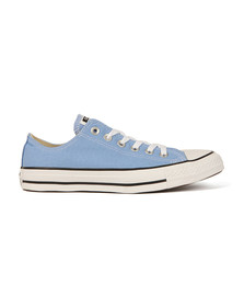 Converse Womens Blue All Star Seasonal Ox