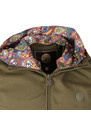 Beckford Cotton Zip Up Hooded Jacket additional image