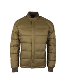 Barbour Heritage Mens Green Hectare Jacket