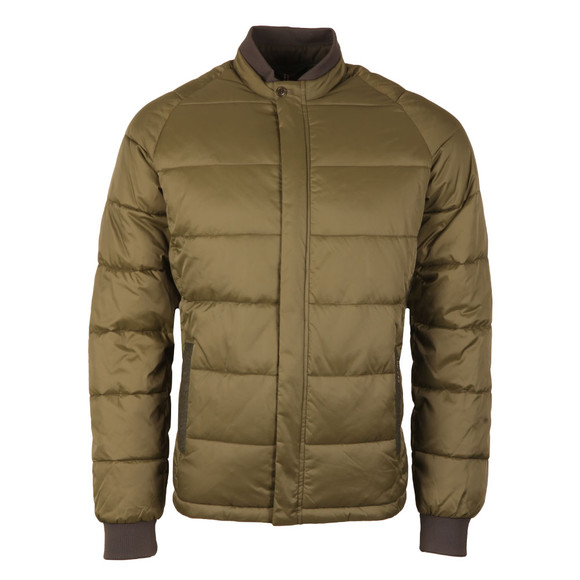 Barbour Heritage Mens Green Hectare Jacket main image