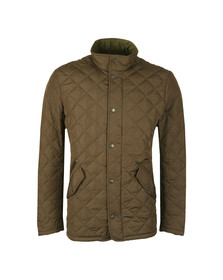 Barbour Lifestyle Mens Green Chelsea Quilt Jacket