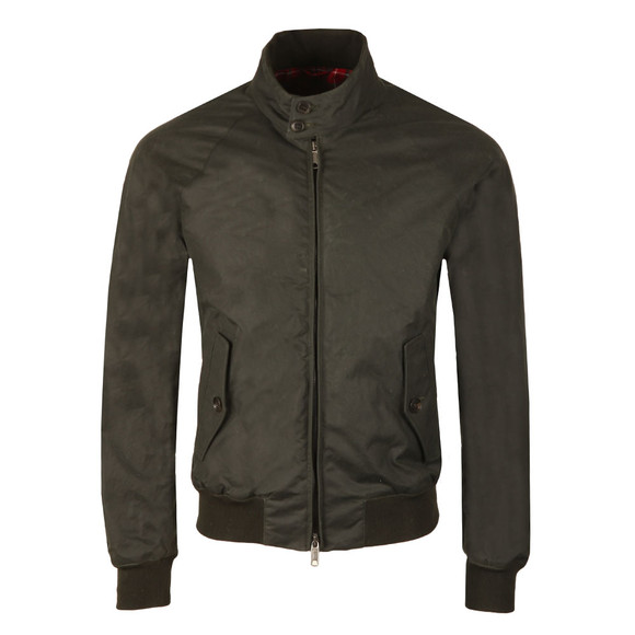 Baracuta Mens Green G9 Winter Jacket main image