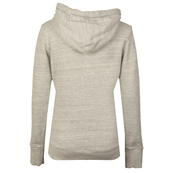 Superdry Womens Grey MFG Hoody main image