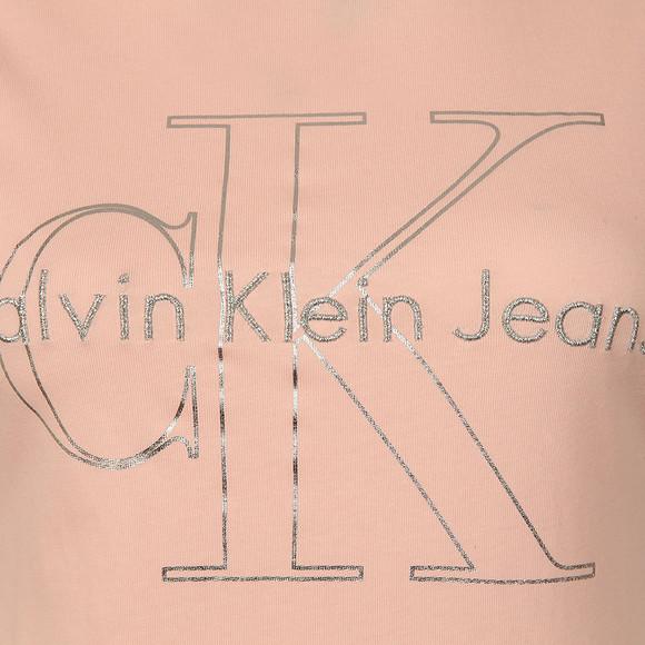 Calvin Klein Womens Pink Tanya-18 True Icon Tee main image