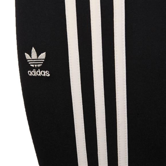 Adidas Originals Womens Blue 3 Stripes Legging main image