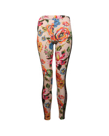Adidas Originals Womens Multicoloured Floralita Leggings