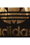 Adidas Originals Womens Black Big Trefoil Tee