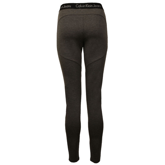 Calvin Klein Jeans Womens Grey Picabia Legging main image