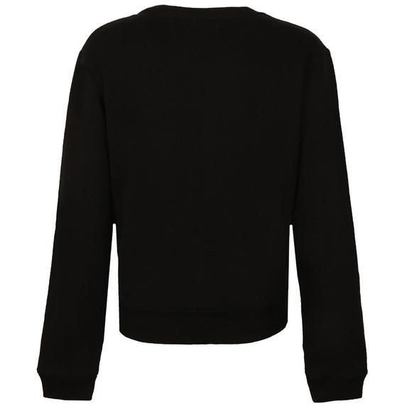 Calvin Klein Womens Black Harper Sweatshirt main image