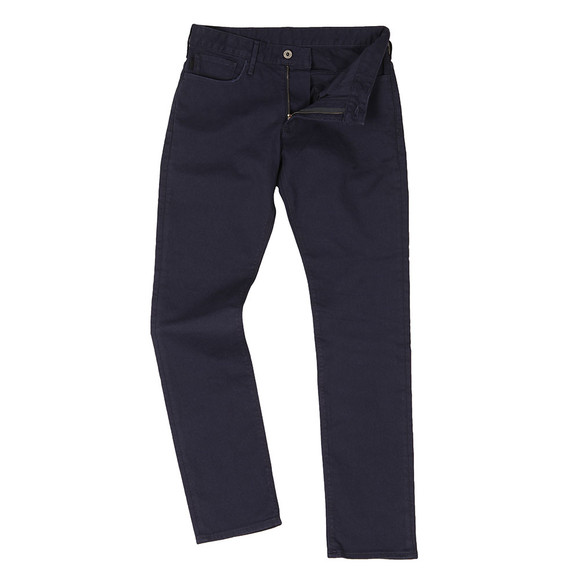 Armani Jeans Mens Blue Armani Jeans J06 Slim Jean main image