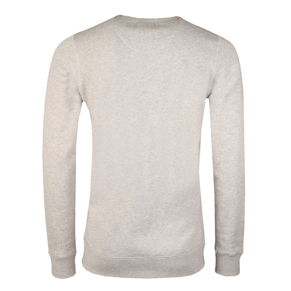 Maison Labiche Mens Grey Rock'N'Roll Sweatshirt main image