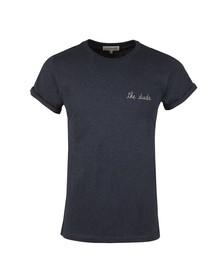 Maison Labiche Mens Blue The Dude T Shirt