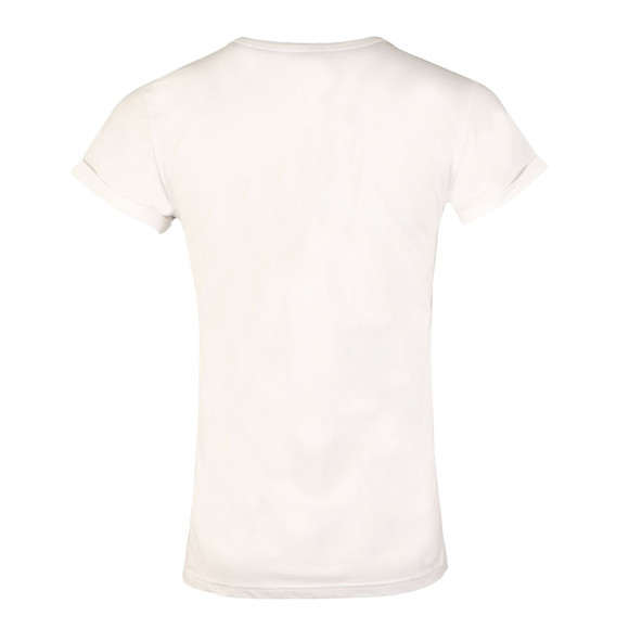 Maison Labiche Mens White Rock'N'Roll T Shirt main image