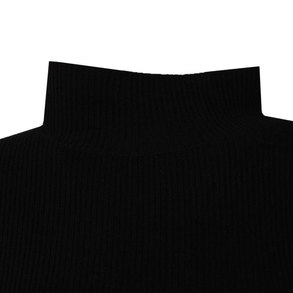 Lislie Pleat Rib Detail Jumper main image