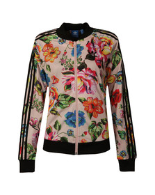 Adidas Originals Womens Multicoloured Floralita Track Top