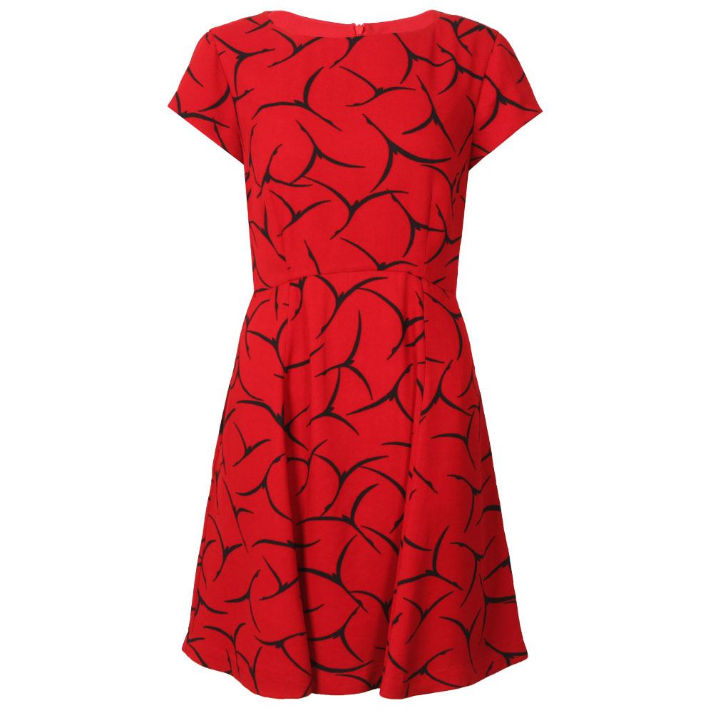 Roseland Drape Dress main image
