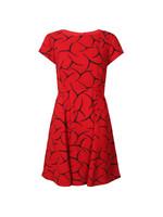 Roseland Drape Dress