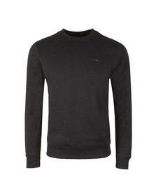 Armani Jeans Mens Blue 8N6M19 Crew Neck Sweatshirt
