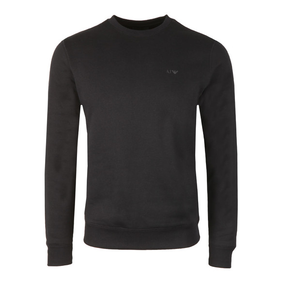 Armani Jeans Mens Blue 8N6M19 Crew Neck Sweatshirt main image