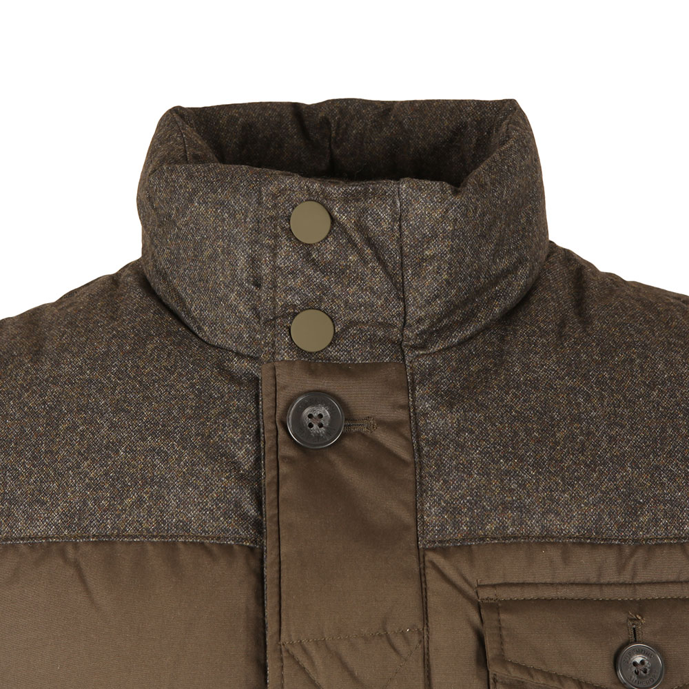 Tech Tweed Gilet main image