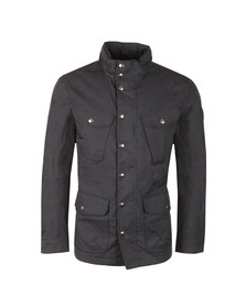Hackett Mens Blue Velospeed Jacket