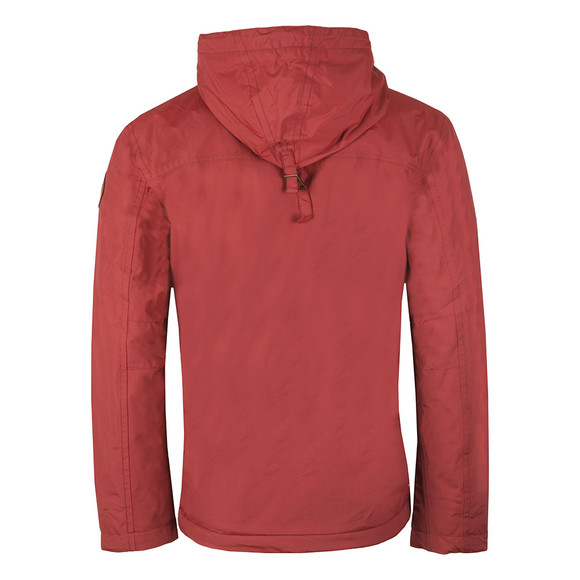 Napapijri Mens Red Rainforest Winter Jacket main image